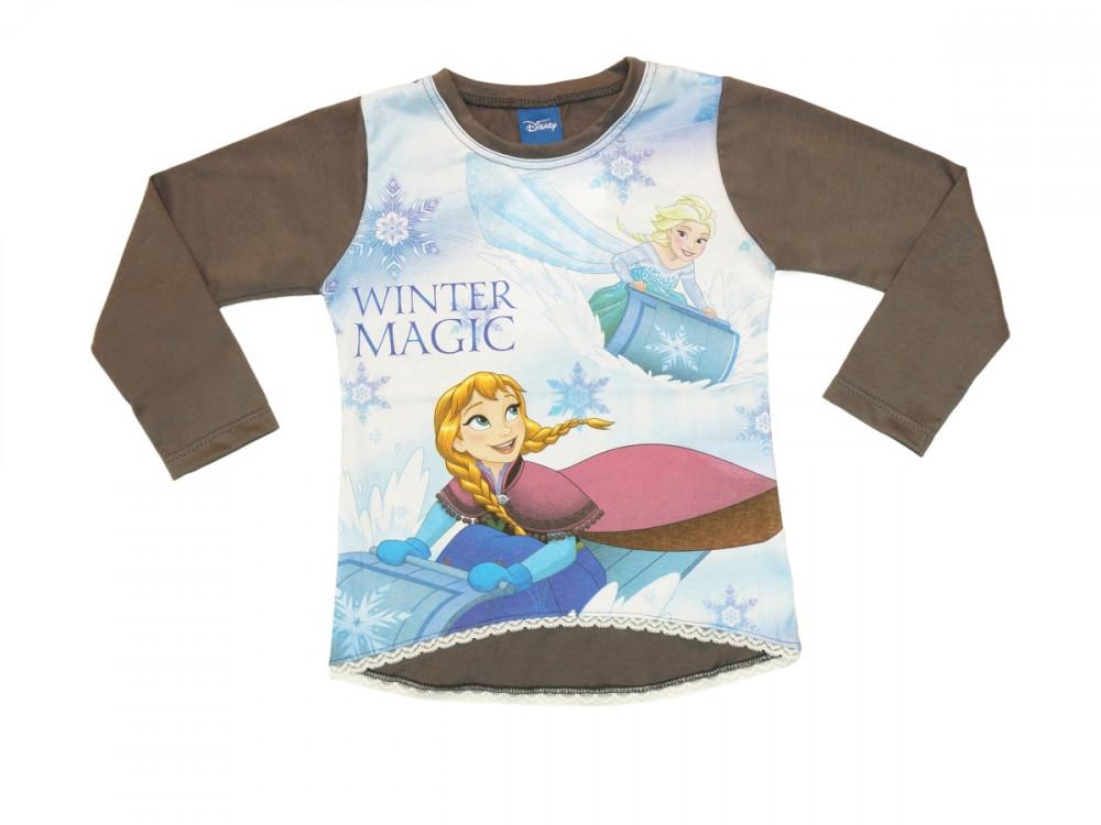 fe8083b544 Disney Jégvarázs-Frozen gyerek hosszú ujjú póló (méret: 104-140)