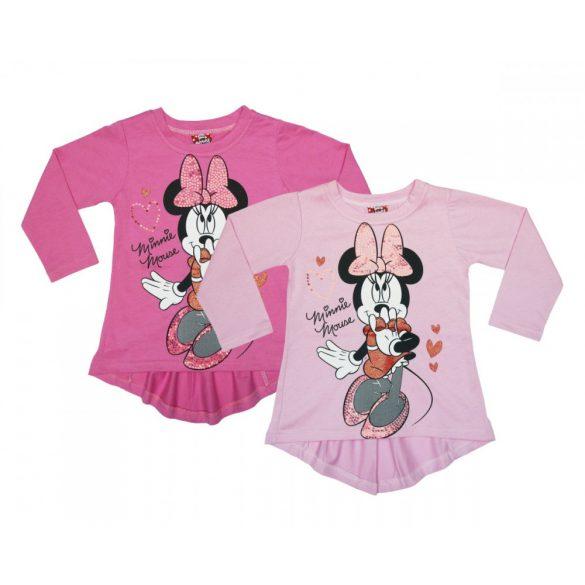 Disney Minnie gyerek hosszú ujjú póló (méret  86-116) bd43ac6edd