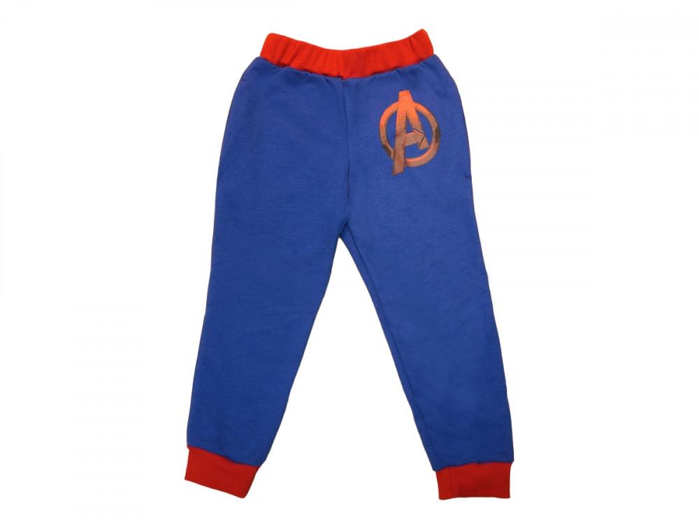 9b73a0bf50 Avengers-Bosszúállók gyerek bolyhos szabadidő nadrág (méret: 104-140 ...