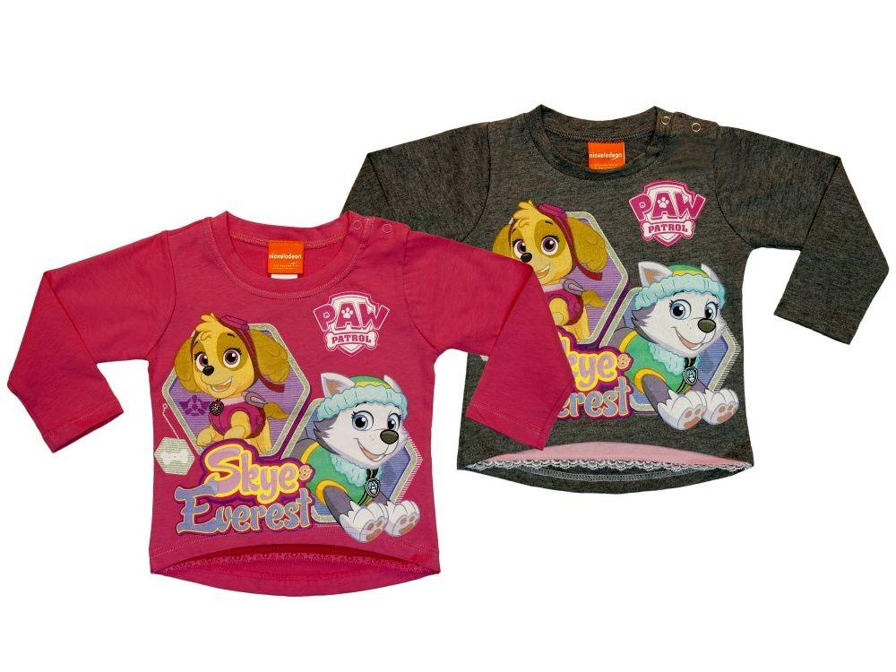 039eea6acc Mancs őrjárat baba/gyerek hosszú ujjú póló (méret: 80-122 ...