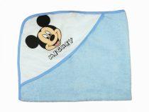 Disney Mickey Kapucnis frottír rörölköző (méret: 75x95 cm)