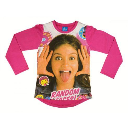 Disney Soy Luna lányka hosszú ujjú póló (méret: 12