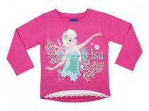 Disney Jégvarázs-Frozen baba/gyerek hosszú ujjú póló (méret: 86-128)