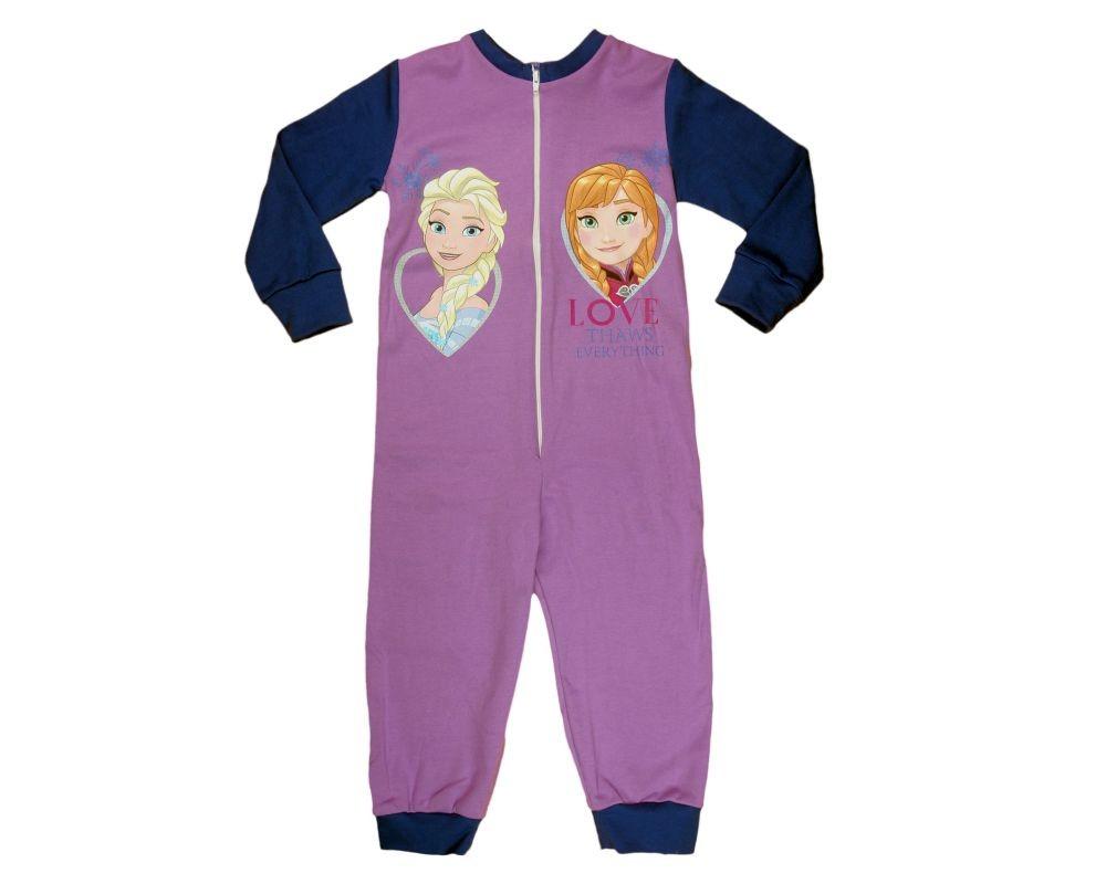 Disney Jégvarázs-Frozen overálos pizsama (méret  92-140) 36a6035ac8