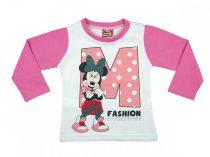 Disney-Minnie-baba/hosszu-ujju-polo-meret-80-116
