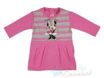 Disney Minnie baba/gyerek hosszú ujjú ruha (méret: 74-110)
