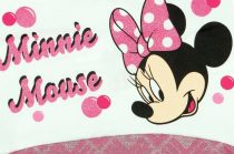 Disney Minnie hosszú ujjú ruha (méret: 86-122)