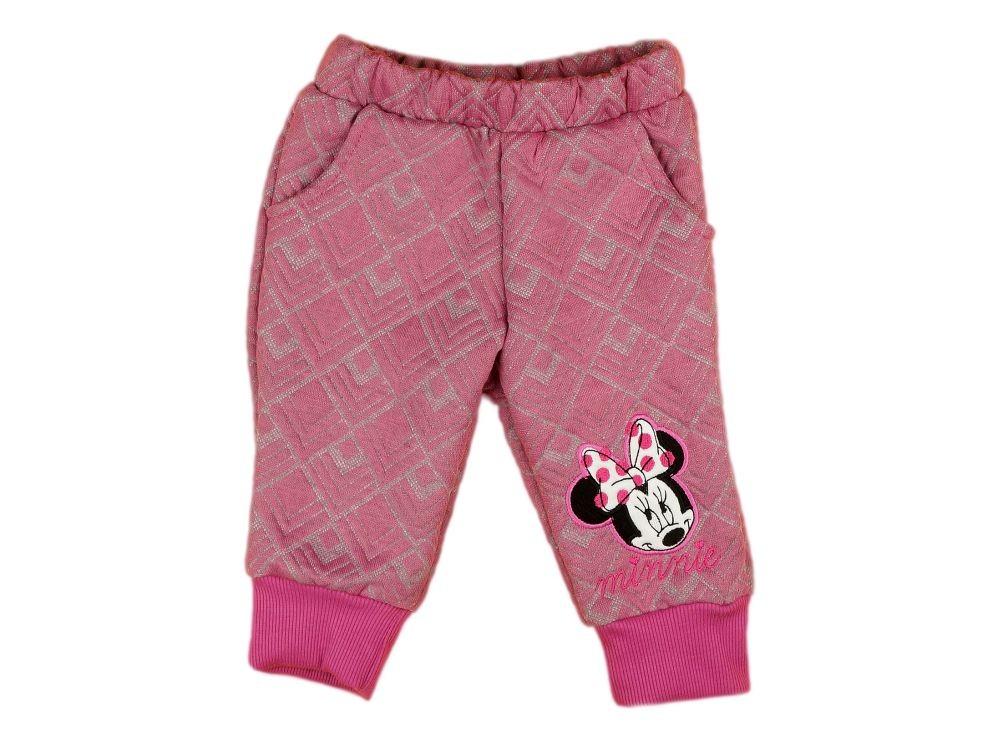 Disney Minnie belül bolyhos baba gyerek szabadidő nadrág