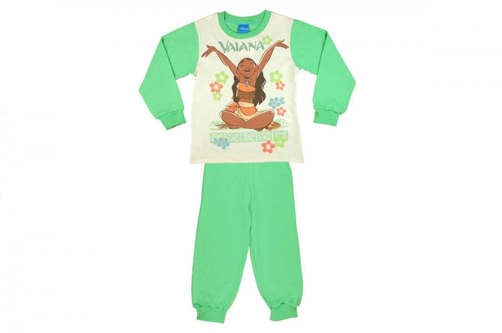 Disney Vaiana lányka pizsama (méret 104-128) ccd124fcca
