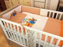 Disney Micimackó 3 részes ágynemű garnitúra