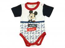 Disney Mickey rövid ujjú kombidressz (méret: 56-80)