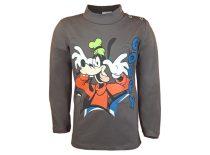 Disney Goofy belül bolyhos hosszú ujjú póló (méret: 80-104)