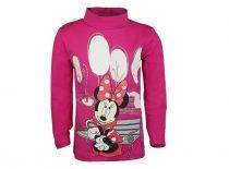 Disney Minnie hosszú ujjú póló (méret: 104-140)