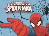 Pókember fiú pizsama (méret: 104-152)