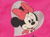 Disney Minnie bélelt kord kertésznadrág (méret: 62-92)