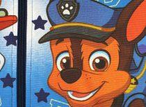 Paw Patrol- Mancs őrjárat vízlepergetős, polár béléses átmeneti kabát ( méret: 92-122)