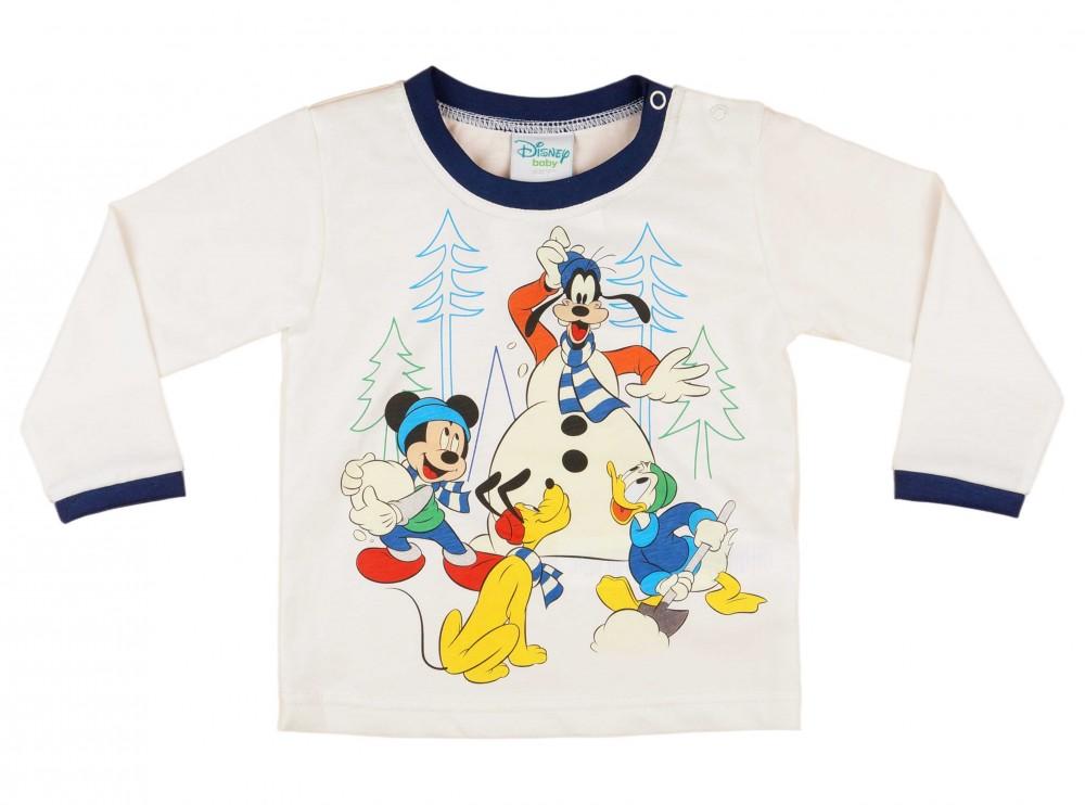 05d5306b6c Disney Mickey egér és barátai hosszú ujjú póló (méret: 74-98 ...