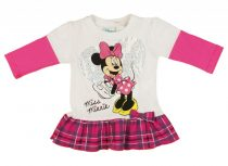 Disney Minnie hosszú ujjú lányka tunika (méret: 62-98)