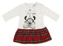 Disney Minnie hosszú ujjú lányka ruha (méret: 68-1