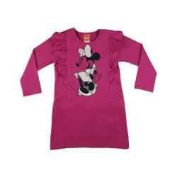 Disney Minnie hosszú ujjú lányka ruha (méret  98-1 4d583524aa