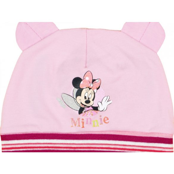 Disney Minnie vékony pamut baba sapka (méret  56-86) a9b49466d4