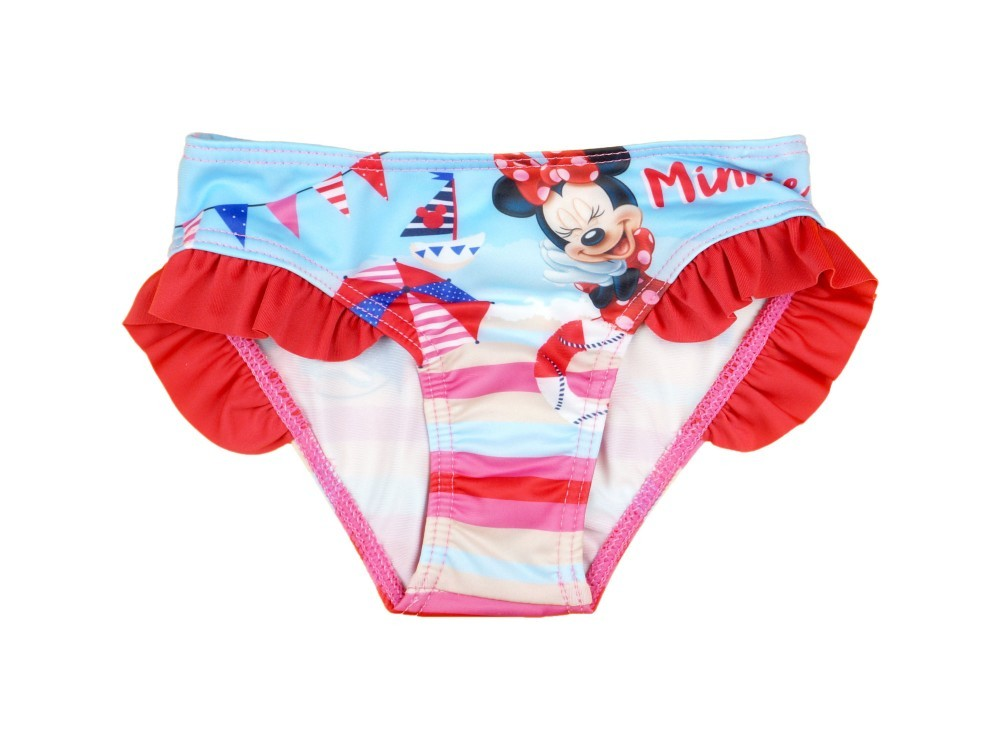 Disney Minnie lányka fürdőbugyi piros 110 - Babaruha  f1f2e1da64