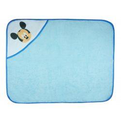 Disney Mickey kapucnis törölköző (70x90)