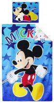Disney Mickey mintás fiú bébi ágyneműhuzat