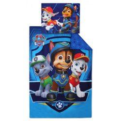 Paw Patrol-Mancs őrjárat mintás fiú ágyneműhuzat