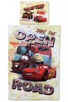 Disney Cars/Verdák mintás fiú ágyneműhuzat