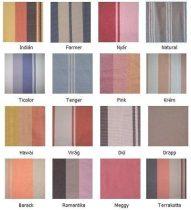 Nandu hordozókendő - többféle