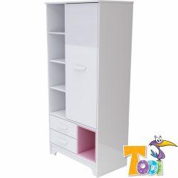 Todi Bianco - nagy gyerek szekrény