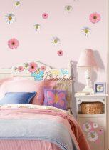 """RoomMates fali dekoráció """"Flower"""""""
