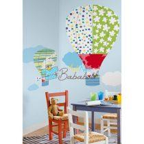 """RoomMates fali dekoráció XL """"Ballons"""""""