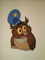 Az erdő kapitánya -  Bagoly