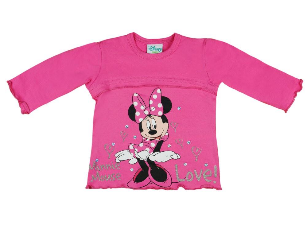 eb61f136f5 Disney Minnie hosszú ujjú póló Love .