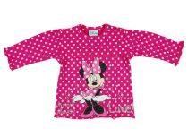 Disney Minnie hosszú ujjú póló Love