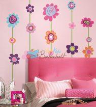RoomMates fali dekoráció XL \