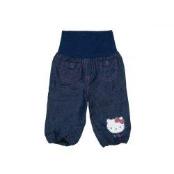 Hello Kitty bélelt baba, kisgyerek farmernadrág (m