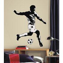 """RoomMates fali dekoráció """"Soccer Player"""""""