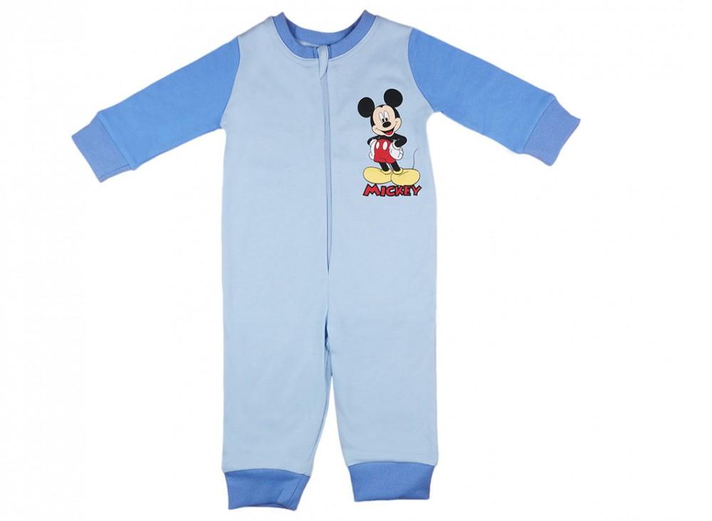 d53f147d14 Disney Mickey fiú overálos pizsama