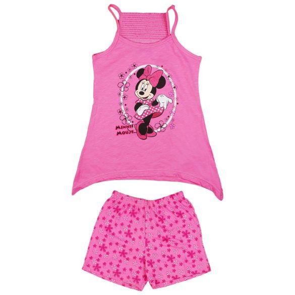e17b206a08 Disney Minnie baba, gyerek nyári sortos együttes (méret:80-122)