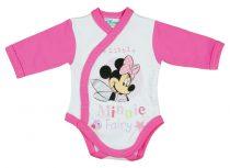 Disney Minnie hosszú ujjú kombidressz Fairy