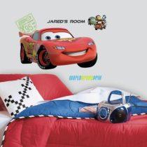 """RoomMates fali dekoráció """"Cars"""""""