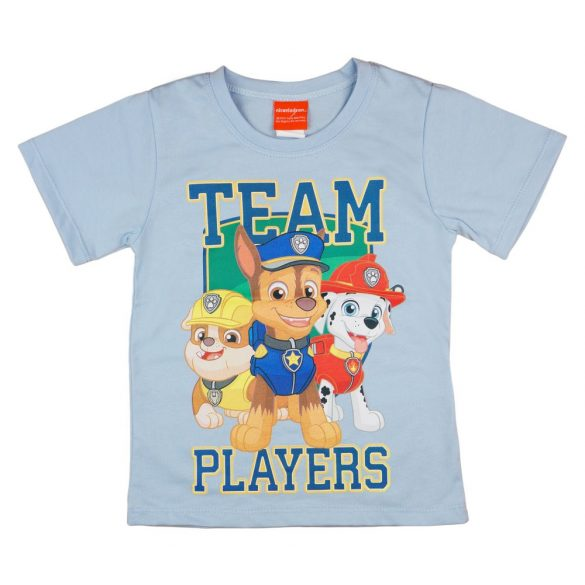 09dd22ba4 Mancs őrjárat/Paw Patrol rövid ujjú kisfiú póló
