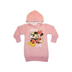 Disney Minnie baba/gyerek bolyhos tunikás pulóver