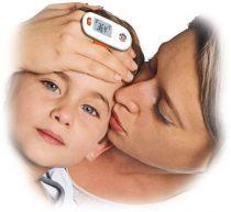 Mebby Mothers Touch digitális homlokhőmérő