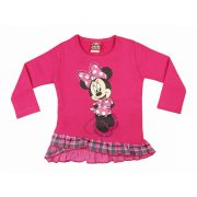 Disney Minnie hosszú ujjú tunika