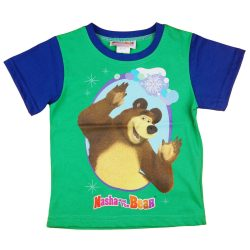 e09049e2a5 Mása és a medve gyerek rövid ujjú póló