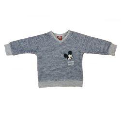 Disney Mickey fiú V-nyakú pulóver